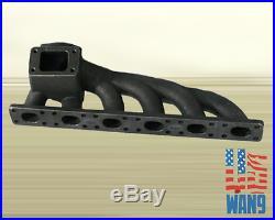 91-99 BMW E36 M3 325 323 T3/T4 TURBOCHARGER TURBO KIT Blue+MANIFOLD+BOV+WG+GAUGE