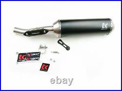 Auspuff BMW XChallenge G 650