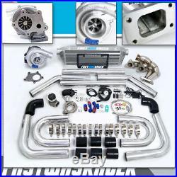 BMW 3-series E30 M20 I6 SOHC 320I 325I 325E 325E 325IX T3 T3/T4 T04E Turbo Kit