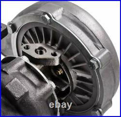 BMW E36 2.5L 2.8L M52 Turbocharger Kit Turbo Braided Oil Feed Drift GT35 GT30 T3