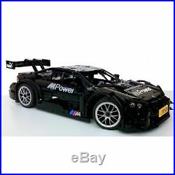 BMW M4 DTM turbo motorsport racing Model Car Auto Brick Kits Block BUILDING