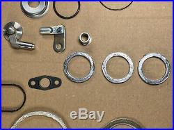 BMW N54 TD03 Complete Turbo Rebuild Kit & Flapper Repair Kit