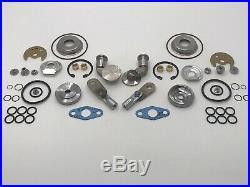 BMW N54 TD03 Upgraded Turbo Rebuild Kit & Flapper Rebuild, Repair Kit