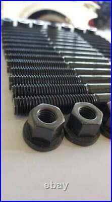 Bmw M52 M54 Vanos High Performance M12 Cylinder Head Studs Kit Drift Turbo K64