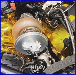 Bmw N54 Top Mount Single Turbo Kit Manifold T4 Twin Scroll 135 335 535 Z4