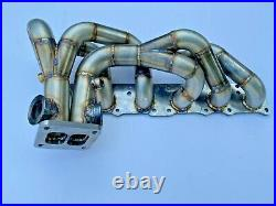 Bmw N55 Top Mount Single Turbo Kit Manifold T4 Twin Scroll 135 335 535