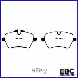 EBC Yellowstuff Front+Rear Pads MINI Hatch 2nd Gen R56 1.6 Turbo Cooper S 06-13