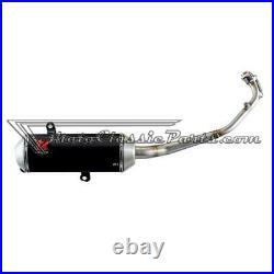 EXHAUST / Escape Turbokit BMW C 650 GT 11-15