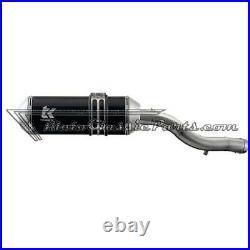 EXHAUST / Escape Turbokit BMW XCHALLENGE 650 07-10