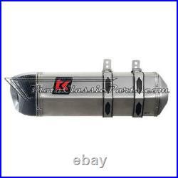 EXHAUST / Exhaust Turbokit BMW R850R 04 07, R1150R 01 05