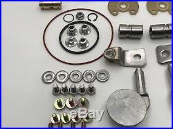 Garrett 2X MGT2260DSL, GT2256S BMW X5 Turbo Rebuild Kit 1X Wastegate Flapper Kit