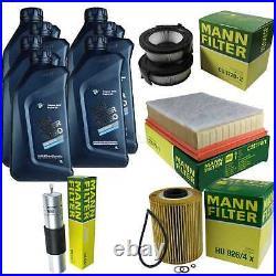 Inspection Set 7L Pour BMW Huile Twin Énergie Turbo 5W-30 3er Coupé E36 10960543