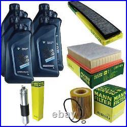 Inspection Set 7L Pour BMW Huile Twin Énergie Turbo 5W-30 3er Coupé E46 10960591