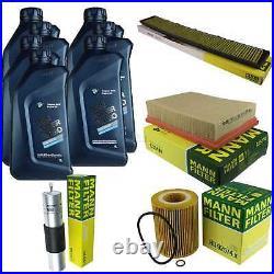 Inspection Set 7L Pour BMW Huile Twin Énergie Turbo 5W-30 3er Coupé E46 10960603