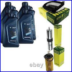 Inspection Set 7L Pour BMW Huile Twin Énergie Turbo 5W-30 X3 F25 10960365