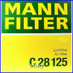 Inspection Set 7L Pour BMW Huile Twin Énergie Turbo 5W-30 X3 F25 10960575
