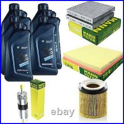 Inspection Set 7L Pour BMW Huile Twin Énergie Turbo 5W-30 X3 F25 10960615