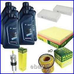 Inspection Set 7L Pour BMW Huile Twin Énergie Turbo 5W-30 X3 F25 10960629