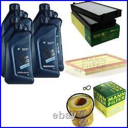 Inspection Set 7L Pour BMW Huile Twin Énergie Turbo 5W-30 X5 E70 10960510