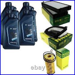 Inspection Set 7L Pour BMW Huile Twin Énergie Turbo 5W-30 X6 E71 E72