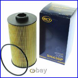Inspection Set Pour BMW 8L 5W-30 Twin Énergie Turbo + Sct filtre 10980899