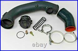 Intake Turbo Charge Pipe Kit Tial 50mm Bov BMW N54 E88 E90 E92 135i 335i 335 USA