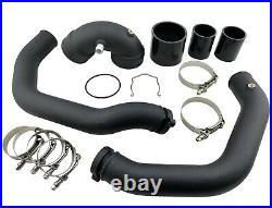 Intercooler Kit Twin 2.25 Charge Pipe & ELbow for 2014+ M3 M4 F80 F82 F83 S55