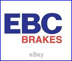 NEW EBC 272mm REAR TURBO GROOVE GD DISCS AND GREENSTUFF PADS KIT KIT7536