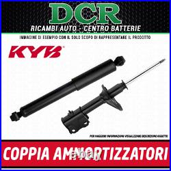 Set 2 Shock Absorbers Front Right KYB 324032