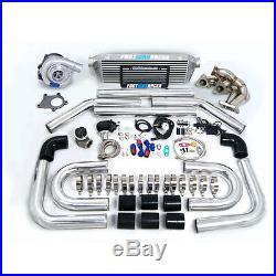 T3 T3/T4 T04E Turbo Kit BMW 3 Series E30 M20 I6 SOHC 320I 325I 325E 325E 325IX