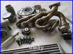TURBO KIT base BASIC turbkit for BMW E46 M3 S54 S54B32! K64performance stage1