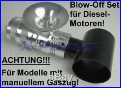 Turbo, kit válvula de descarga diésel für BMW TDS Alfa Diesel
