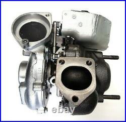 Turbocharger BMW 530d E60 E61 160kw 7790308 7790306 742730 + Gasket kit