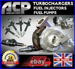 Turbocharger no. 758351 for BMW 525d, 525xd, 530d, 530xd E60/E61. + GASKETS