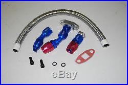 WT3/T4 Turbo Kits for 86-88 BMW 325 Base Coupe 2D/Sedan 4D I6 SOHC M20 ENGINE